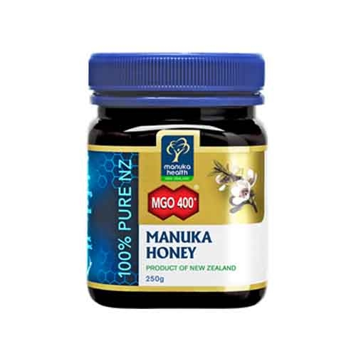 Manuka Honning MGO 400+ - 250 gram