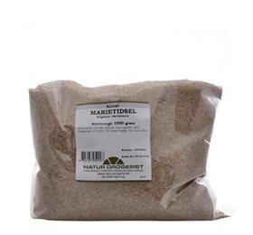 Image of   Marietidsel knust fra Natur Drogeriet - 1 kg.