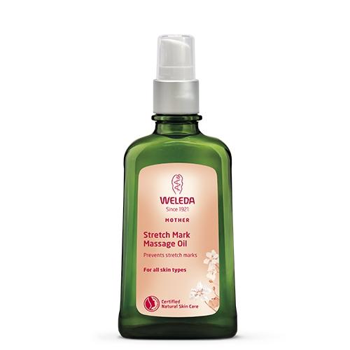 Weleda Massage Oil Stretch Mark - 100 ml.
