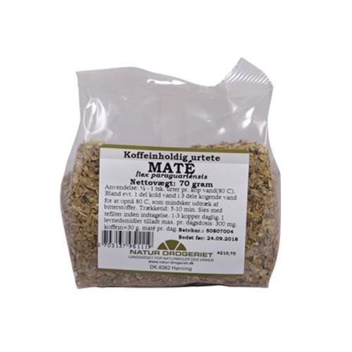 Image of   Mate fra Natur Drogeriet - 70 gram
