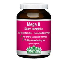 Image of   Multi B Vitamin Kompleks - 90 depottabletter