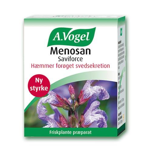 Image of A. Vogel Menosan (Saviforce) (30 tabletter)