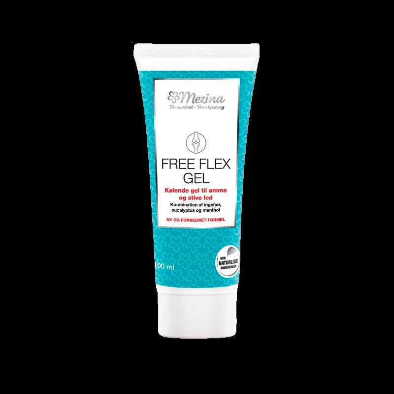 Free Flex gel fra Mezina - 100 ml.