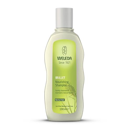 Weleda Hirse Mild Shampoo - 190 ml.
