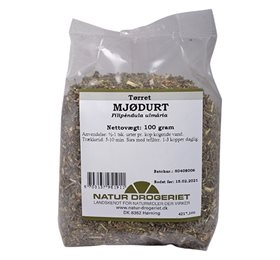 Image of   Mjødurt skåret fra Natur Drogeriet - 100 gram