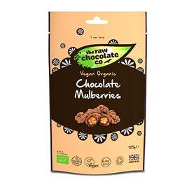 The Raw Chocolate Company Morbær M. Rå Chokolade Ø Snack Pack