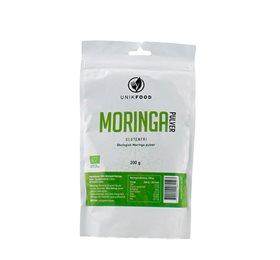 Moringa pulver Økologisk fra Diet Food - 200 gram