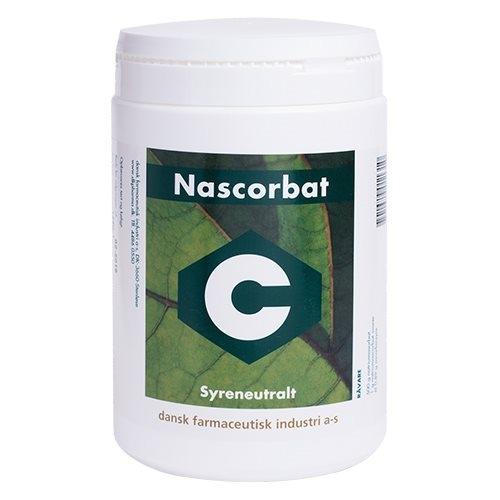 Nascorbat (syreneutralt C-vit.) - 1 kg.