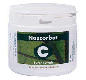 Nascorbat (syreneutralt C-vit.) - 500 gram