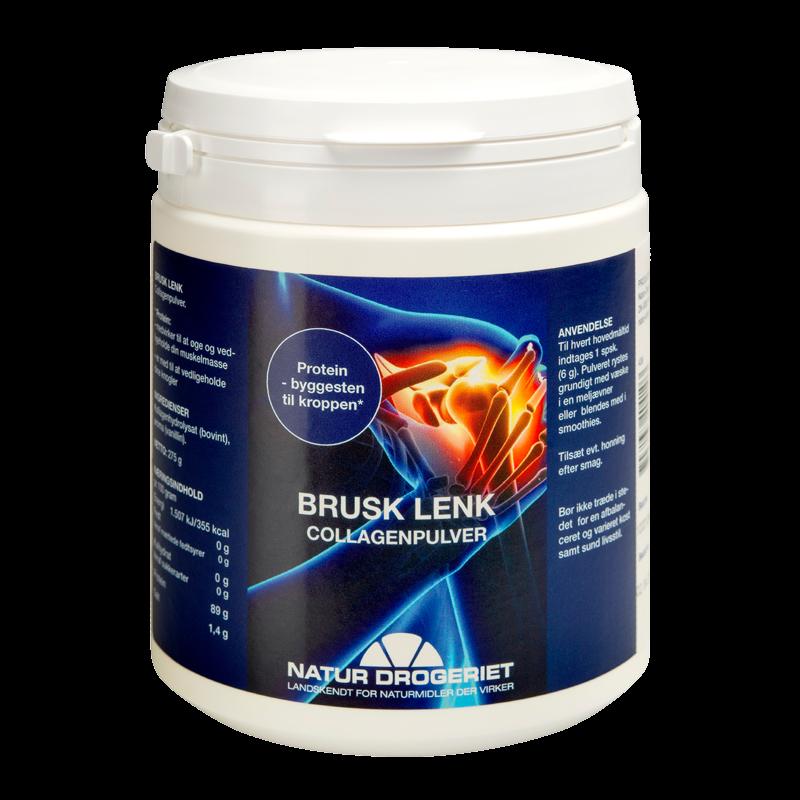 Brusk lenk pulver fra Naturdrogeriet - 275 gram