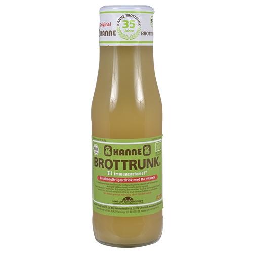 Brottrunk Økologisk - 750 ml.