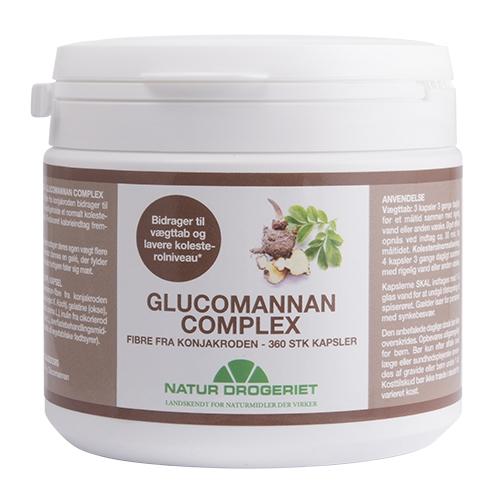 Image of   Glucomannan Complex - 360 kapsler