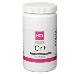 NDS Cr+ Chrom 60 mcg - 90 tabletter