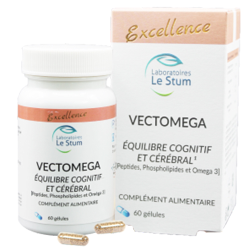 NDS Vectomega - 60 tabletter