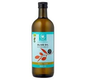 Olivenolie ekstra jomfru Økologisk - 1000 ml.