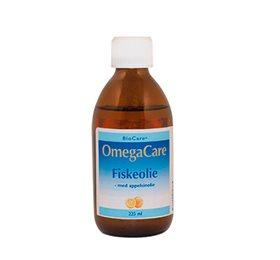 Image of   OmegaCare fiskeolie med appelsinsmag - 225 ml.