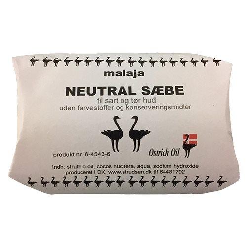 Ostrich Oil badesæbe neutral