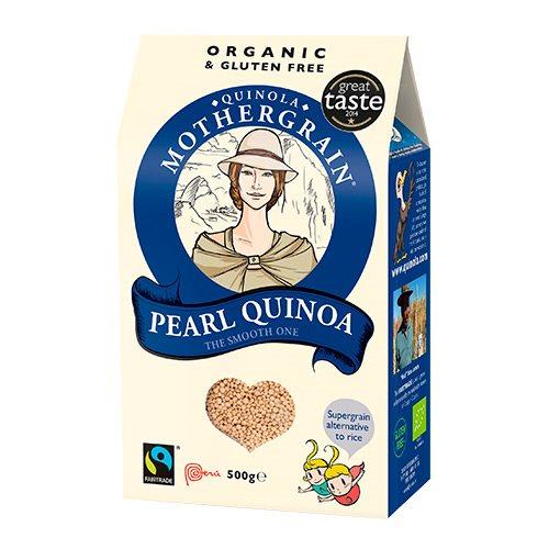 Image of Quinoa perle Øko - 500 gram