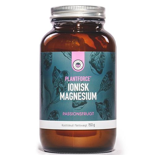 Magnesium passionsfrugt fra Plantforce - 150 gram