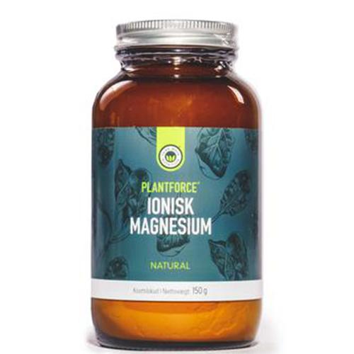Magnesium neutral fra Plantforce - 150 gram