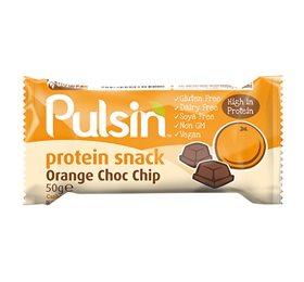 Pulsin proteinbarer fra Netspiren
