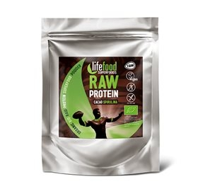 Lifefood proteinpulver fra Netspiren