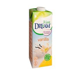 Image of   Rice dream vanille Økologisk - 1 liter