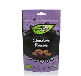 Image of   Rosiner med rå chokolade - 125 gram