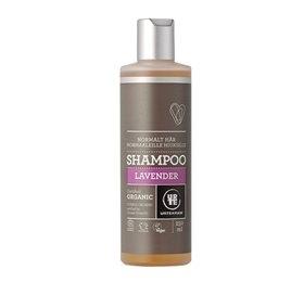 Lavendel Shampo til alle hårtyper - 250 ml.