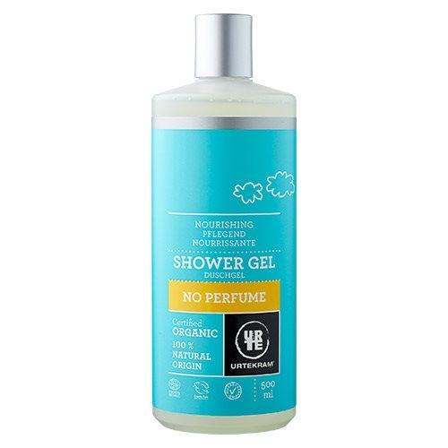 Urtekram No perfume Showergel - 500 ml.