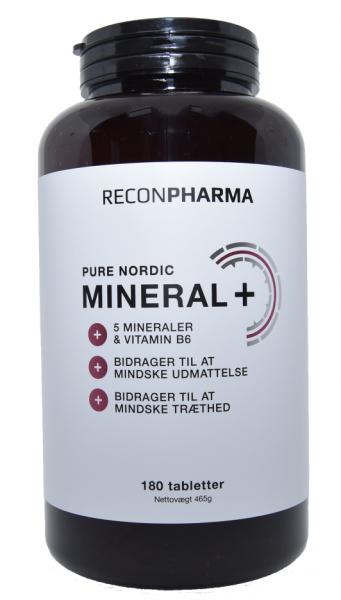 Image of   Q-Complex Vitamin B6 & mineraltilskud - 180 tab.