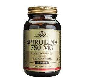 Solgar Spirulina
