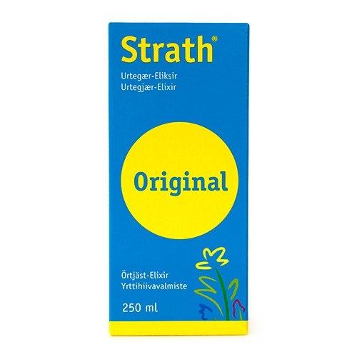 Strath urtegær eliksir - 250 ml