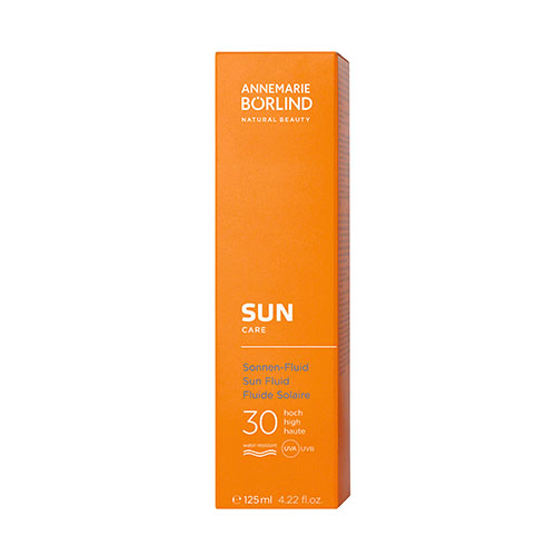 Image of   Annemarie Börlind SUN Sun Fluid SPF 30 (125 ml)
