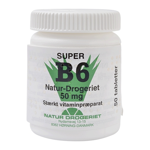 Image of   B6 vitamin 50 mg