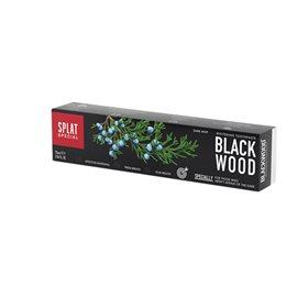 Image of   Tandpasta Blackwood uden fluor fra SPLAT - 75 ml.