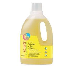 Billede af Sonett Tøjvask color med mynte & citron 1,5 liter