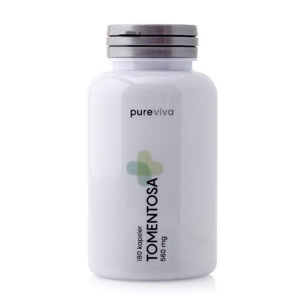 Billede af Pureviva Tomentosa (560 mg) (180 kap)