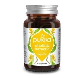 Pukka Turmeric gurkemeje Ø - 30 kaps.