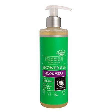 Image of   Urtekram Showergel Aloe Vera (245 ml)