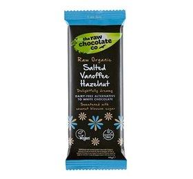 Raw Chokolade Vanoffe salted Hazelnut Øko - 44 gr.