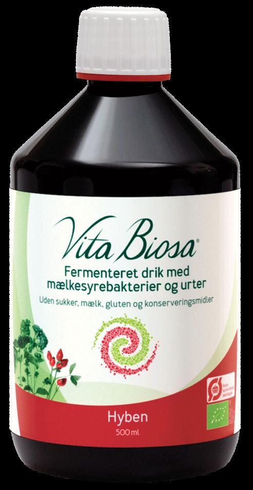 Image of   Vita Biosa med Hyben Økologisk - 500 ml