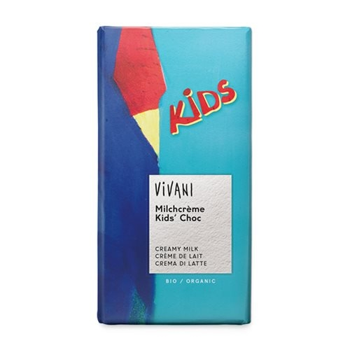 Vivani chokolade kids Økologisk - 100 g