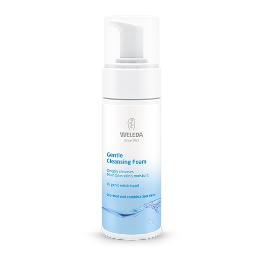 Weleda Cleansing foam gentle (150 ml)