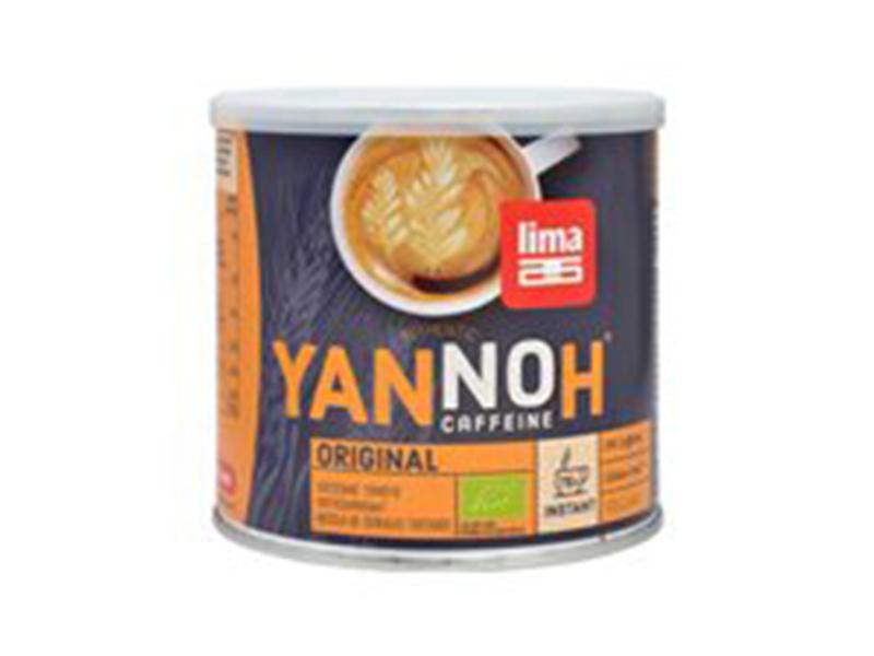 Image of   Yannoh instant kaffeerstatning Lima Øko - 125 gram
