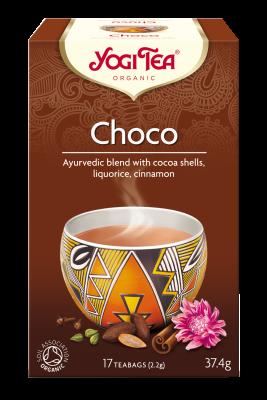 Yogi Te Chokolade - 17 breve