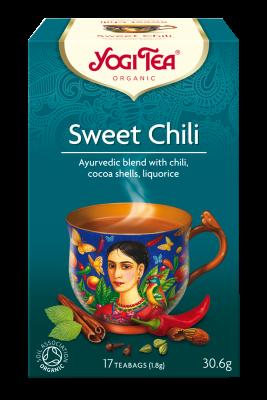 Yogi te sweet chili Økologisk - 15 breve